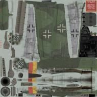 Asisbiz IL2 SJ Ta 152H1 II.JG301 White 1 Willi Reschke Germany 1945
