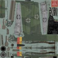 Asisbiz IL2 SJ Ta 152H1 JG301 Black 3 Willi Reschke Germany 1945