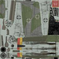 Asisbiz IL2 SJ Ta 152H1 Stab JG301 Green 4 Walter Loos Germany 1945