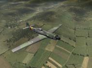 Asisbiz IL2 TF Ta 152H1 Stab JG301 Green 3 Josef Keil Germany 1945 V02