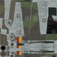 Asisbiz IL2 TF Ta 152H1 Stab JG301 Green 3 Josef Keil Germany 1945