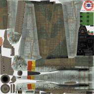 Asisbiz IL2 TT Ta 152H1 Stab JG301 Green 3 Josef Keil Germany 1945 NM