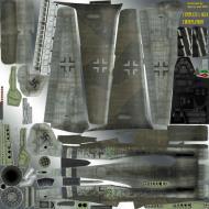Asisbiz IL2 TT Ta 152H JG300 fictious Green 16