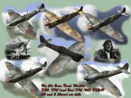 Asisbiz IL2 KF Tempest MkV RAF 122 Wing EDM Evan Mackie SN228 England 1944 V0A