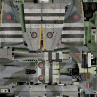 Asisbiz IL2 KF Tempest MkV RAF 3Sqn JF K JN765 England 1944