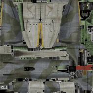 Asisbiz IL2 VP Tempest MkV RAF 3Sqn JF E Pierre Clostermann NV724 England 1944 NM