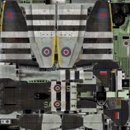 Asisbiz IL2 SE MkV RAF 486Sqn SA F NV706 Tangmere England 1944