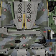 Asisbiz IL2 TT Tempest MkV RAF 80Sqn W2 Y EJ865 England 1944