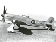 Asisbiz Hawker Tempest MkV HM595 Prototype 01