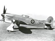 Asisbiz Hawker Tempest Prototype HM595 01