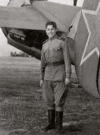 Asisbiz Tuploev Tu 2 12DBAP Air gunner Mordashov B Tikhonovich Ulla airfield Vitebsk region 2nd Aug 1944 01