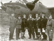 Asisbiz Tuploev Tu 2 with its crew photo German aviation magazine Flieger Revue extra 30 page 73