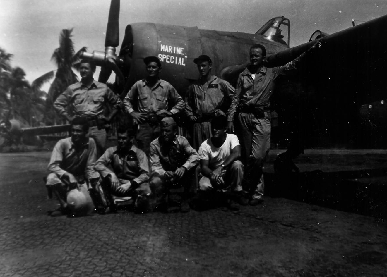 Grumman F4F 3 Wildcat named Marine Special Henderson Field Guadalcanal 1942 01