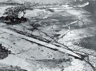 Asisbiz Aerial photo of Henderson Field Guadalcanal 1942 01