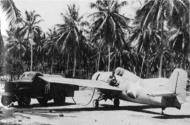 Asisbiz Grumman F4F 3 Wildcat being refueled Henderson Field Guadalcanal 1942 01