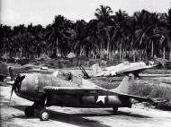 Asisbiz Grumman F4F 3 Wildcats White 28 lined up at Henderson Field Guadalcanal Jan 1943 02