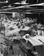 Asisbiz Assembly line Gruman Wildcats and other various types 01