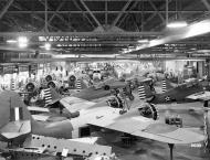 Asisbiz Assembly line Gruman Wildcats and other various types 02