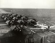 Asisbiz FM 2 Wildcat flight deck of training carrier IX 81 Sable operating on Lake Michigan 01