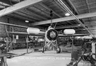 Asisbiz Grumman XF4F 3 Wildcat VF 6 White 6F2 during the factory stage to produce a floatation device 01