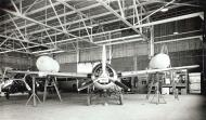 Asisbiz Grumman XF4F 3 Wildcat VF 6 White 6F2 during the factory stage to produce a floatation device 03