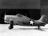 Asisbiz Grumman XF4F 8 Wildcat at Grumman Aircraft Engineering Corporation Bethpage New York Nov 1944 01