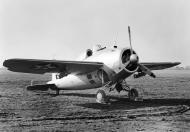 Asisbiz Grumman XF4F production model prototype before testing 1938 02