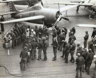 Asisbiz Grumman F4F 3 Wildcat VF 6 Black 6F16 aboard CV 6 USS Enterprise 01