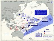 Asisbiz A Map WWII showing Carrier Operations Dec 1941 to Apr 1942