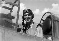 Asisbiz Aircrew F4F Wildcat pilot Ensign Donald Flash Gordon VF 10 Grim Reapers 1942 01