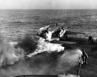 Asisbiz General Motors FM 1 Wildcat White L12 BuNo 46789 CVE 61 USS Manila Bay 16th Dec 1943 04