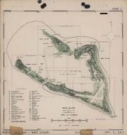Asisbiz Map of Wake Island 6th October 1943 0A