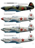 Asisbiz Profiles from Yakovlev Aces of World War 2 by Osprey Aircraft of the Aces 64 page 37