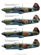 Asisbiz Profiles from Yakovlev Aces of World War 2 by Osprey Aircraft of the Aces 64 page 38