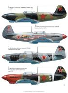 Asisbiz Profiles from Yakovlev Aces of World War 2 by Osprey Aircraft of the Aces 64 page 39
