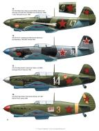 Asisbiz Profiles from Yakovlev Aces of World War 2 by Osprey Aircraft of the Aces 64 page 40