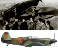 Asisbiz Yakovlev Yak 1 183IAP 269IAD Red 1 flown by Mikhail D Baranov Stalingrad front 1942 05
