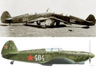 Asisbiz Yakovlev Yak 1 45IAP 27IAD White 404 at Zabrat airport near Baku 1941 0A