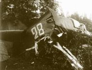 Asisbiz Yakovlev Yak 1 562IAP 6IAK no 28 crash site Moscow Aug 1942 01