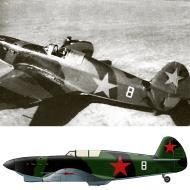 Asisbiz Yakovlev Yak 1 6GvIAP ChF Black Sea Fleet White 8 Khersones airfield Mar 1943 0B
