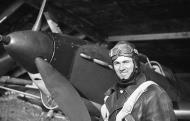 Asisbiz Yakovlev Yak 1 6GvIAP ChF with HSU Capt Mikhail Avdeev Khersones airfield Mar 1943 01