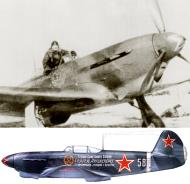 Asisbiz Yakovlev Yak 1B 152GvIAP 12GIAD White 58 HSU Sergei Lugansky Ukrainian front 11th Jul 1944 01