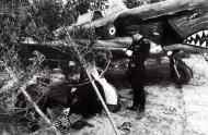 Asisbiz Yakovlev Yak 1B 18GvIAP 303IAD shark mouth Belorussian Front 1943 01