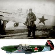 Asisbiz Yakovlev Yak 1B 31GvIAP Boris Eryomin's presentation aircraft from the Saratov region Dec 1942 05