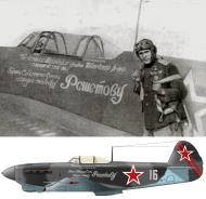 Asisbiz Yakovlev Yak 1B 31GvIAP Silver 16 presentation aircraft with Alexey Reshetov Mar 1944 01