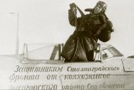 Asisbiz Yakovlev Yak 1B 4IAP presentation aircraft from the Saratov region named defenders of Stalingrad 02