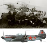 Asisbiz Yakovlev Yak 1B 526IAP PVO Red 22 Moscow Air Defense Aug 1943 02
