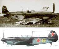 Asisbiz Yakovlev Yak 1B 526IAP PVO Yellow 22 Moscow Air Defense summer 1944 01