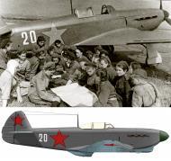 Asisbiz Yakovlev Yak 1B 586IAP 318IAK White 20 female pilots Saratov region Sep 1942 01