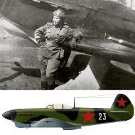 Asisbiz Yakovlev Yak 1B 76GvIAP 6GIAD White 23 with Lydia Vladimirovna Litvyak 1943 0B